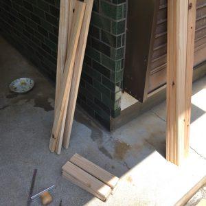 DIY杉KD木材